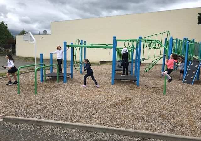 Playgrounds are Open!