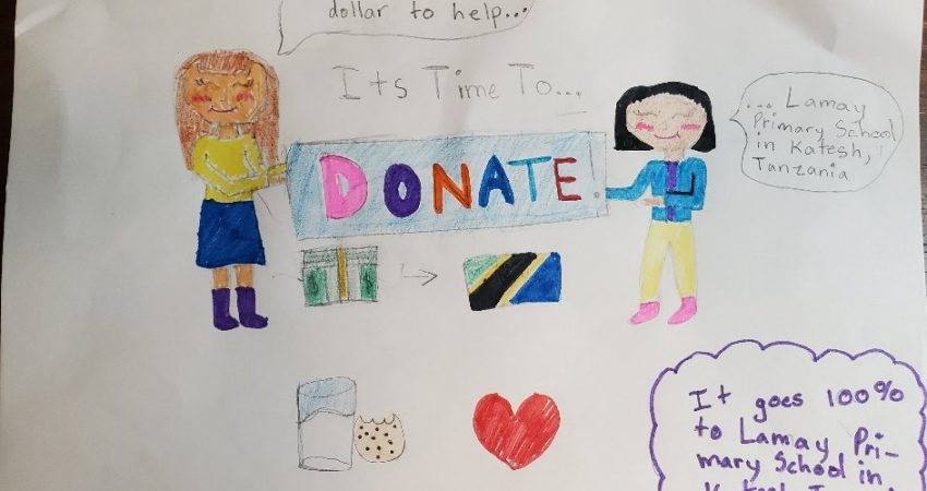 Help Support Lamay Primary By Dasha